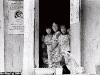 Snooping children outside from Ha Noi