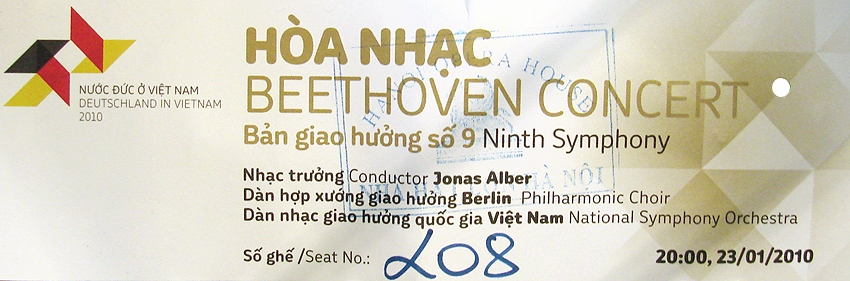 Ticket_Hanoi_Opera_House_2010_01_23